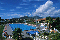 Swimming Pool of Loano