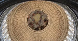 DC Capitol Interior