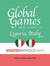 2011 Global Games Handbook for US Athletes