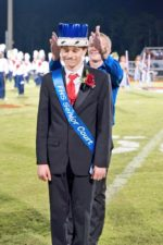 Ian Soules Homecoming King