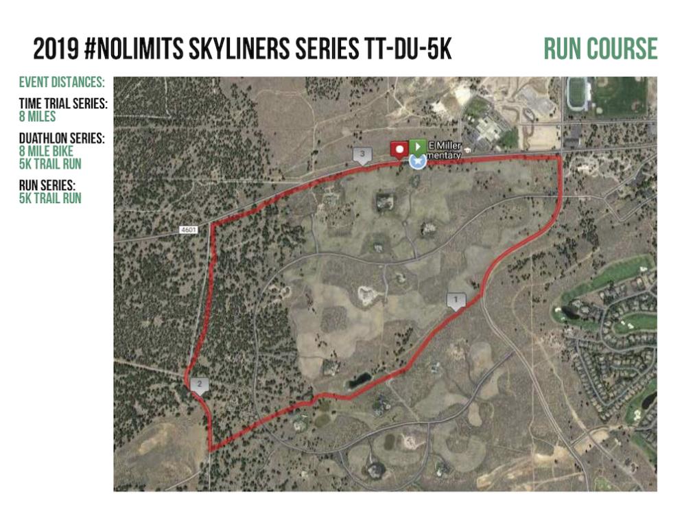 5K Run Course